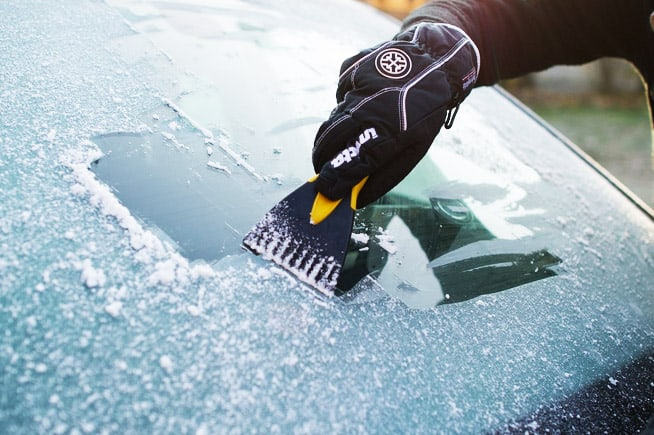 Windshield Care: Steps To Prevent Ice Damage